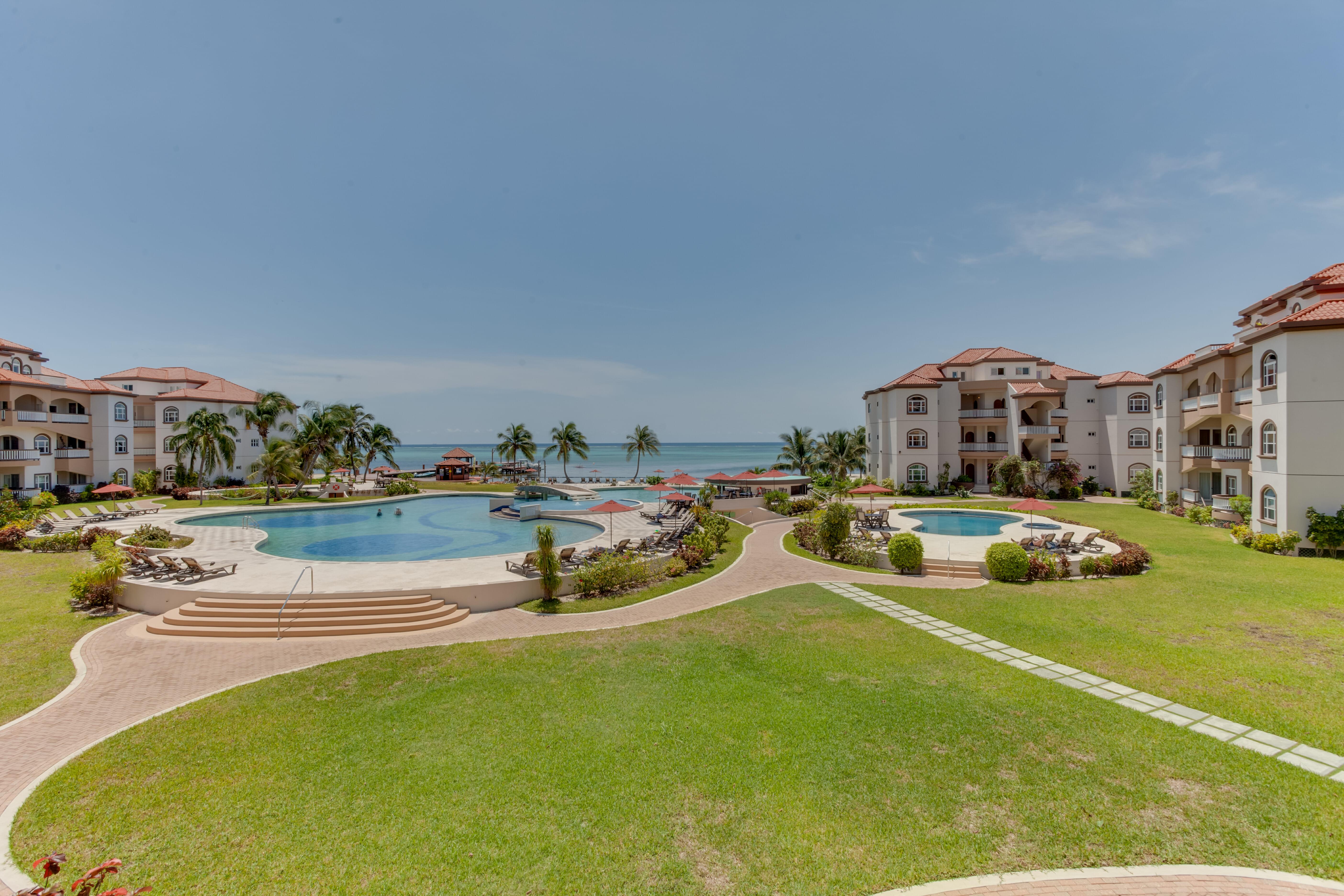 Grand Caribe 2BR/2BA : E6
