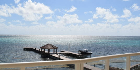 Grand Caribe Condo 2BR : Ocean Front : Third Floor : BVN31