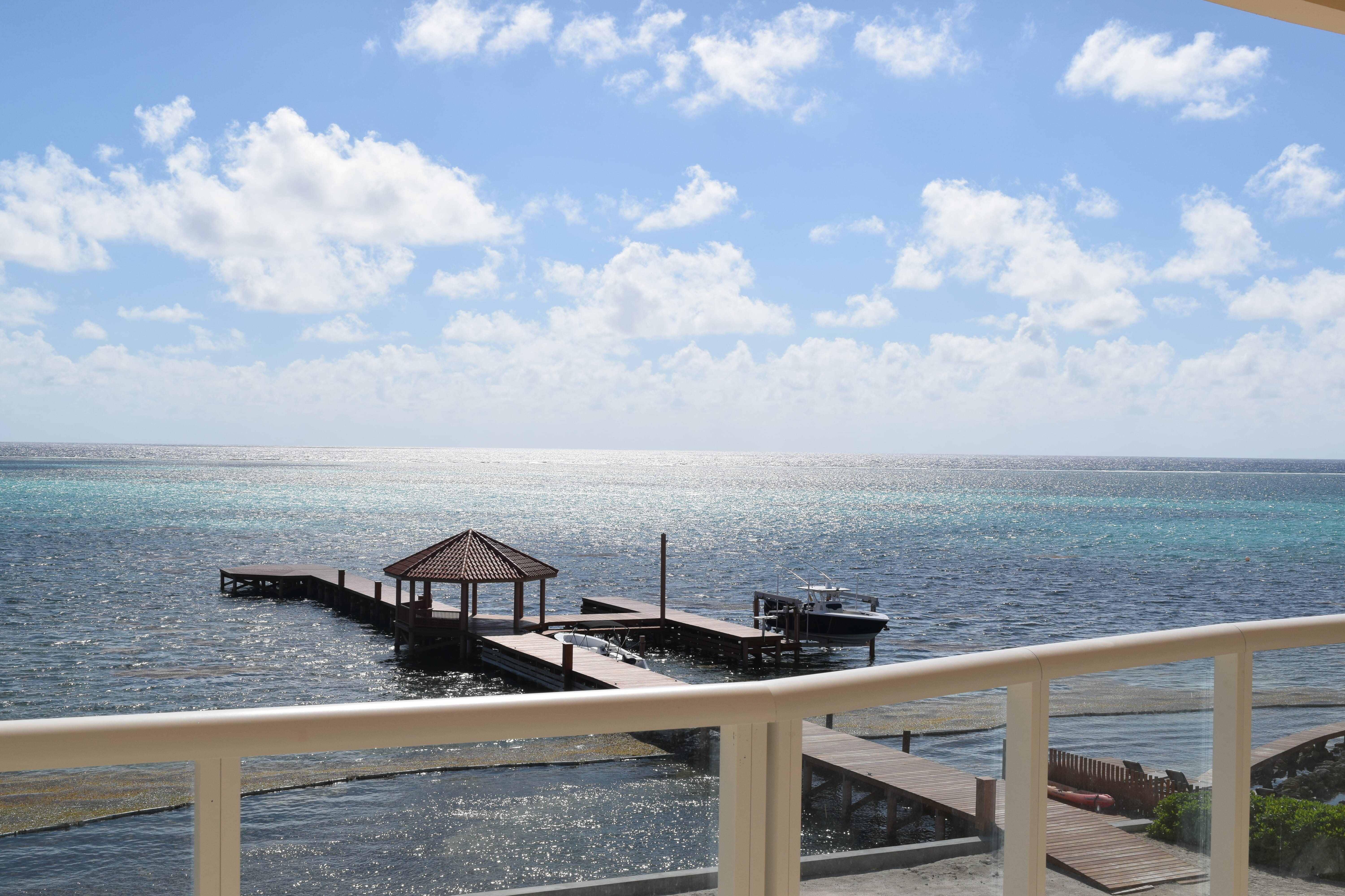 Grand Caribe Condo 2BR : Ocean Front : Third Floor : New Construction