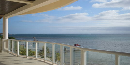 Grand Caribe – 4th floor 3BR Ocean Front Deluxe