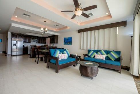 12 Belvoir South 2-4 Living Area