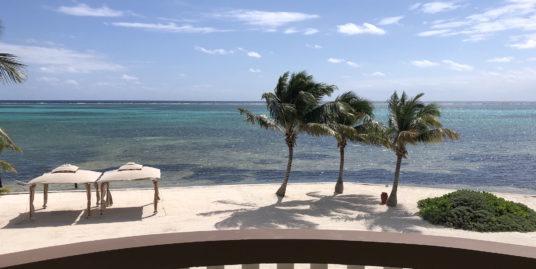 Grand Caribe : 2BR/2BA : Ocean Front : H5