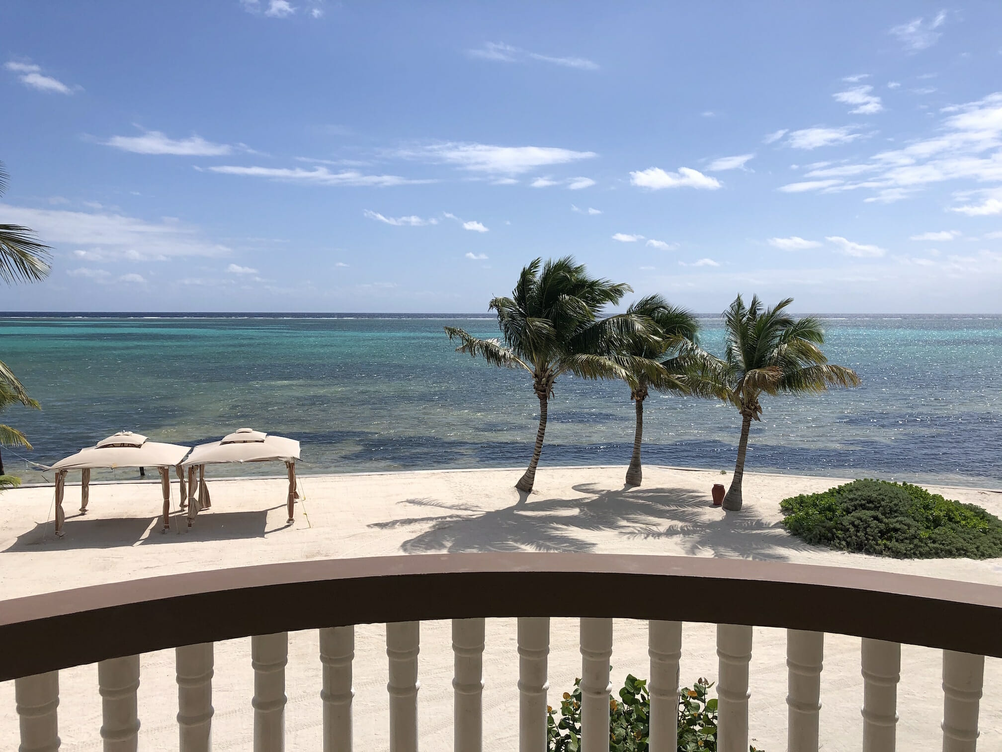 Grand Caribe : 2BR/2BA : Ocean Front : H5