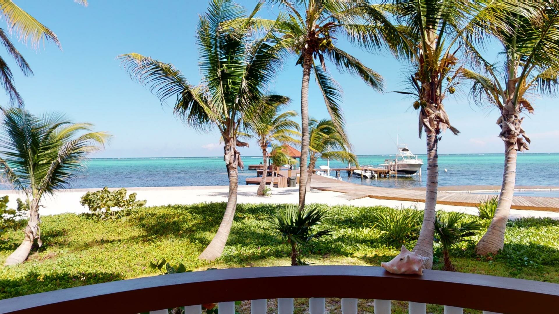 Grand Caribe : 2BR/2BA Ocean Front : A2