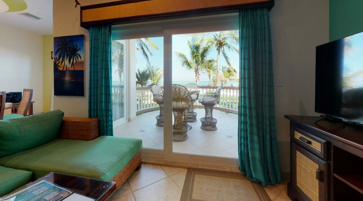 Grand-Caribe-Ocean-Front-A2-Living-Room